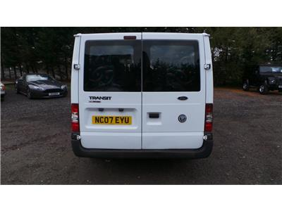 2007 Ford Transit 280 SWB Low Roof 2198 Diesel Manual 5 Speed L.C.V.
