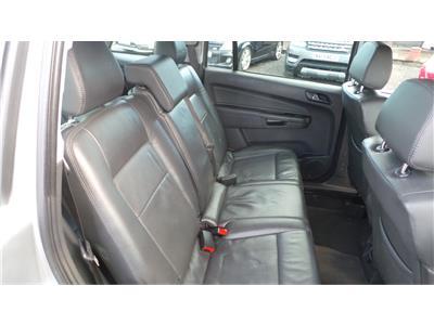 2010 Vauxhall Zafira Elite ecoFlex 1686 Diesel Manual 6 Speed M.P.V.