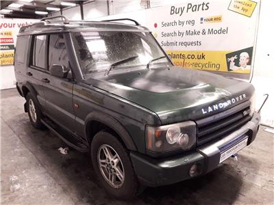 2003 LAND ROVER DISCOVERY GS