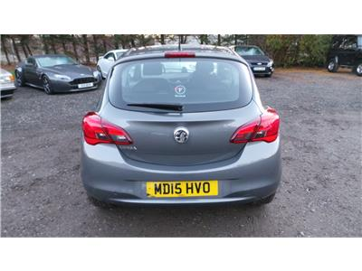 2015 Vauxhall Corsa Sting VVT 1229 Petrol Manual 5 Speed 3 Door Hatchback