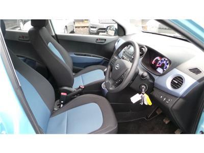 2014 Hyundai i10 SE 998 Petrol Manual 5 Speed 5 Door Hatchback
