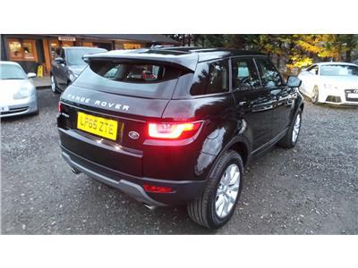 2016 Land Rover Range Rover SE Tech TD4 180 4WD 1999 Diesel Manual 6 Speed 5 Door Estate