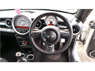 2013 MINI Roadster Cooper S 1598 Petrol Manual 6 Speed 2 Door Roadster
