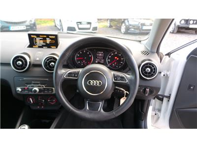 2017 Audi A1 Sport TFSi 999 Petrol Manual 5 Speed 3 Door Hatchback