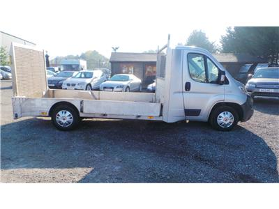 2016 Fiat Ducato 35 MULTIJET 2287 Diesel Manual 6 Speed Chassis Cab