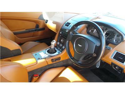 2006 Aston Martin Vantage V8 4282 Petrol Manual 6 Speed 2 Door Saloon