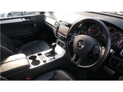 2012 Volkswagen Touareg Altitude BlueMotion Technology 2967 Diesel Automatic 8 Speed 5 Door Estate