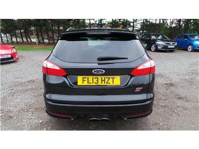 2013 Ford Focus ST 3 1999 Petrol Manual 6 Speed 5 Door Estate