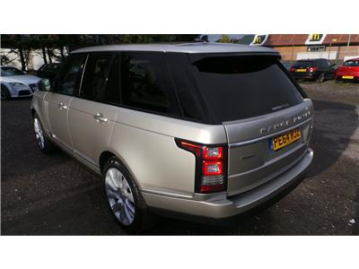 2014 Land Rover Range Rover Autobiography SDV8 4WD 4367 Diesel Automatic 8 Speed 5 Door Estate