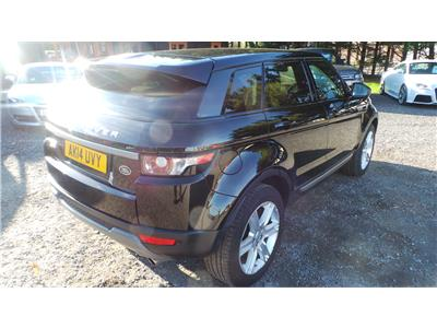 2014 Land Rover Range Rover Pure Tech SD4 4WD 2179 Diesel Automatic 9 Speed 5 Door Estate