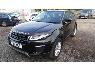 2016 Land Rover Range Rover SE Tech TD4 180 4WD 1999 Diesel Automatic 9 Speed 5 Door Estate