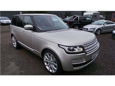 2015 Land Rover Range Rover Vogue SWB TDV6 4WD 2993 Diesel Automatic 8 Speed 5 Door Estate
