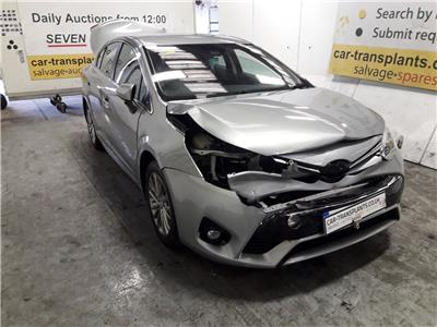 2016 TOYOTA AVENSIS Business Edition D-4D