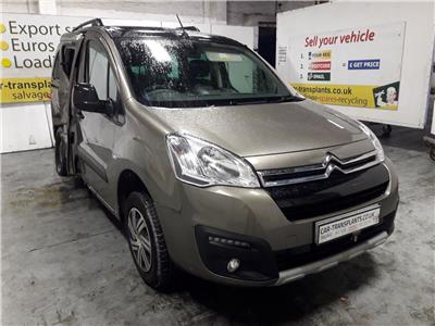 2016 CITROEN BERLINGO XTR BlueHDi 100 S-S