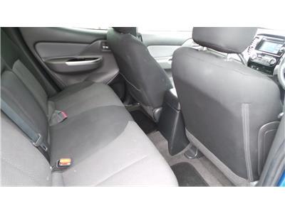2016 Mitsubishi L200 Titan Double Cab 2442 Diesel Manual 6 Speed D/Cab Pick-Up