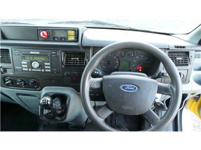 2009 Ford Transit 350 DRW TIPPER 2402 Diesel Manual 6 Speed Tipper