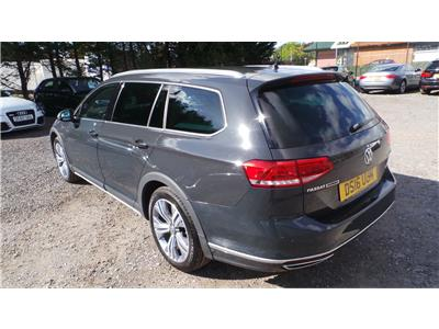2016 Volkswagen Passat ALLTRACK TDI BLUEMOTION TECH 4 1968 Diesel Semi Auto 6 Speed 5 Door Estate