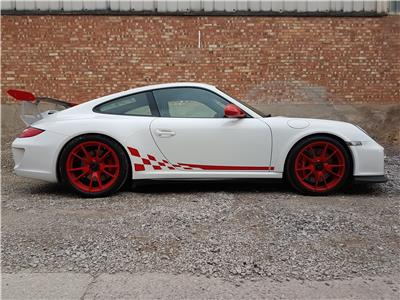 2010 Porsche  911 GT3 RS 3797 Petrol Manual 6 Speed 2 Door Coupe