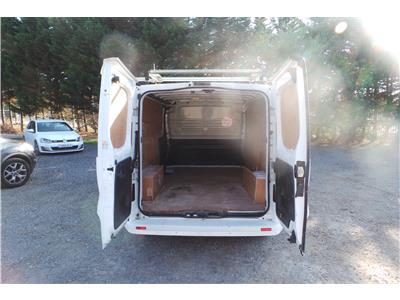 2015 Vauxhall Vivaro Sportive L2H1 CDTi Diesel Manual Van L/Side