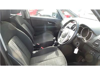 2011 Kia Venga 3 EcoDynamics Diesel Manual 5 Door Hatchback