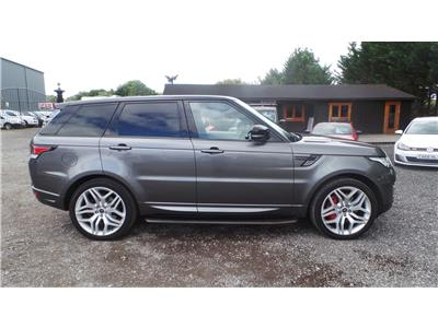 2013 Land Rover Range Rover Autobiography Dynamic 4WD Petrol Automatic 5 Door Estate