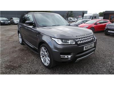 2013 LAND ROVER RANGE ROVER Autobiography Dynamic 4WD