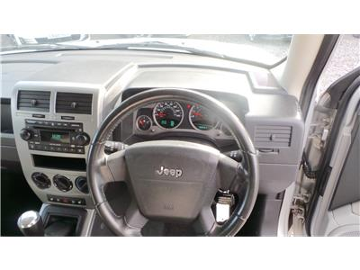 2008 Jeep Patriot Limited Petrol Manual 5 Door 4x4
