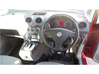 2009 Volkswagen Caddy TDi Diesel Sequential Automatic L.C.V.