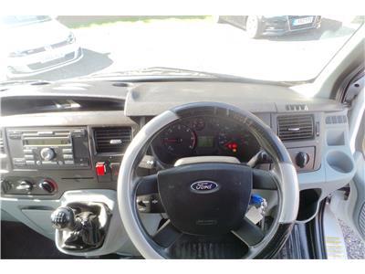 2012 Ford Transit 350 DRW 2402 Diesel Manual 6 Speed D/Cab Pick-Up