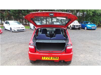 1999 Suzuki Alto GL 993 Petrol Manual 5 Speed 3 Door Hatchback