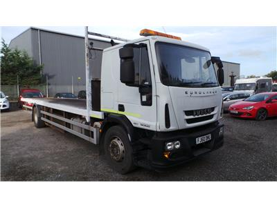2010 Iveco  FLAT BED 180E25S 5880 Chassis Cab