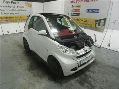 2011 SMART FORTWO mhd Passion