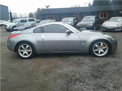 2006 Nissan 350Z V6 3498 Petrol Manual 6 Speed 3 Door Coupe