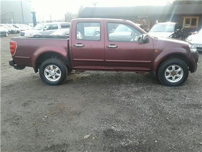 2013 Great Wall  S D/Cab 1996 Diesel Manual 6 Speed Pick-Up