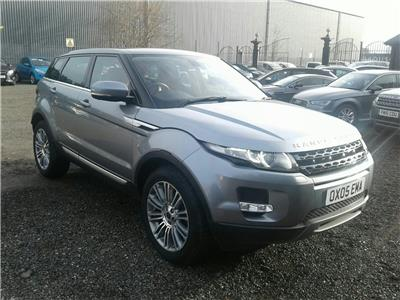 2012 Land Rover Range Rover Prestige Lux SD4 4WD 2179 Diesel Automatic 6 Speed 5 Door Estate