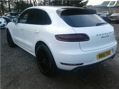 2016 Porsche  Macan GTS 4WD 2997 Petrol Automatic 7 Speed M.P.V.