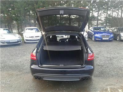 2010 Audi A4 S4 2995 Petrol Manual 6 Speed 5 Door Estate