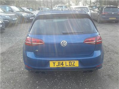 2014 Volkswagen Golf R TSi 4WD 1984 Petrol Automatic 6 Speed 5 Door Hatchback
