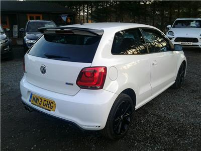 2013 Volkswagen Polo Match Edition 1198 Petrol Manual 5 Speed 3 Door Hatchback