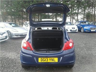 2013 Vauxhall Corsa S 998 Petrol Manual 5 Speed 3 Door Hatchback