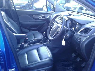 2016 Vauxhall Mokka SE Ecoflex CDTi 1598 Diesel Manual 6 Speed 5 Door Hatchback