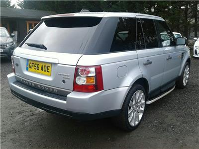 2006 Land Rover Range Rover HSE TD6 2720 Diesel Automatic 6 Speed 5 Door Estate