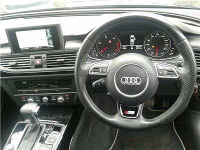 2013 Audi A6 S Line Black Edition TDi 1968 Diesel CVT 8 Speed 4 Door Saloon