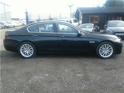 2014 BMW 5 Series 530d Luxury 2993 Diesel Automatic 8 Speed 4 Door Saloon