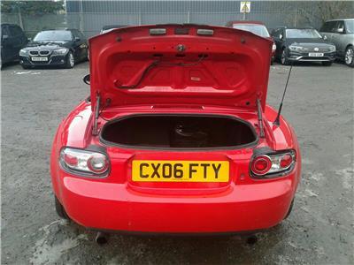 2006 Mazda MX5 1798 Petrol Manual 5 Speed 2 Door Cabriolet