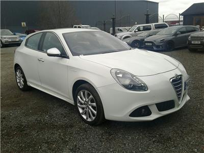 2011 Alfa Romeo Giulietta Veloce JTDM 1956 Diesel Manual 6 Speed 5 Door Hatchback