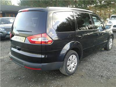 2014 Ford Galaxy Zetec TDCi 1997 Diesel Sequential Automatic 6 Speed M.P.V.