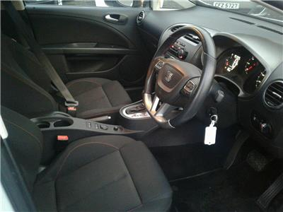 2012 SEAT Leon FR+ Supercopa 1968 Diesel Automatic 6 Speed 5 Door Hatchback