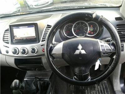 2011 Mitsubishi L200 Barbarian D/C Di-D 2477 Diesel Manual 5 Speed Pick-Up