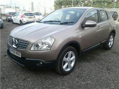 2008 Nissan Qashqai Tekna 1997 Petrol Manual 6 Speed 5 Door Hatchback